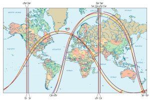 AstroLandkarte Vollmondeklipse 25Apr2013