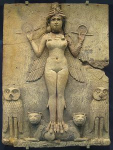 Lilith, Burney Relief