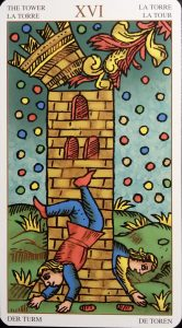 Tarot, der Turm
