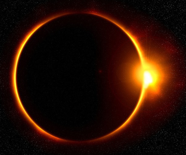 Sonnenfinsternis (Neumondeklipse) 1. September 2016