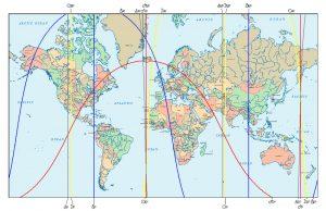 Vollmondeklipse 16.9.2016 astrokartografisch