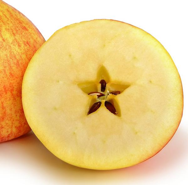 Apfel, Venus, Fünfstern