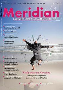 Fachzeitschrift Meridian, Juli 2017