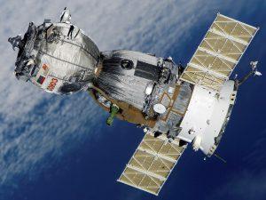 Satellit, Illustration Uranus Jupiter Opposition