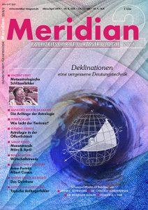 Heftcover Meridian 2-2018