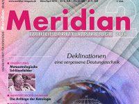 Meridian 2/2018, Heftcover