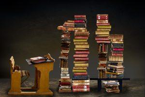 Bücher, Ausbildung