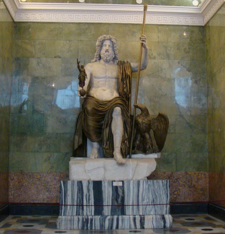 Zeus Statue, Jupiter