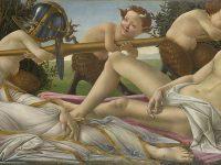 Venus und Mars, Boticelli